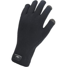 Sealskinz Waterproof All Weather Ultra Grip Guantes de punto, negro